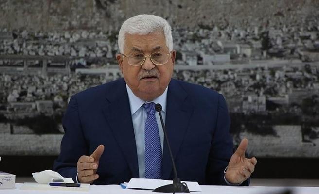 Filistin Devlet Başkanı Abbas: Filistin meselesi büyük zorluklarla karşı karşıya