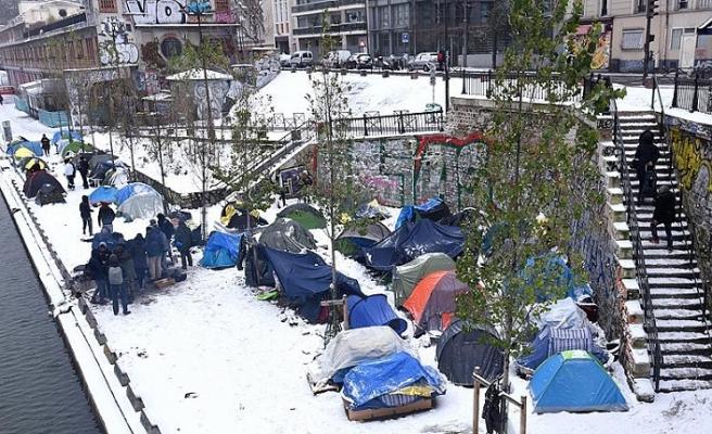 Fransa'dan düzensiz göçmenlere karşı eylem planı