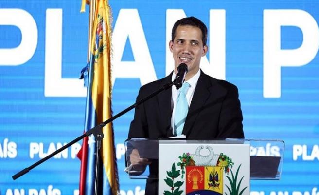 Guaido Venezuela için 'Ülke Planı'nı açıkladı