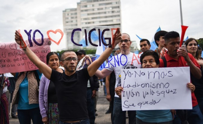 Guatemala'da BM destekli komisyonun kapatılma kararı bozuldu