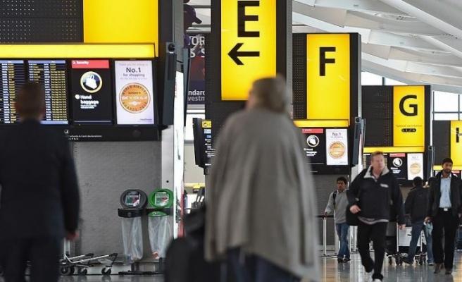 Heathrow'da kalkışlara 'drone' engeli
