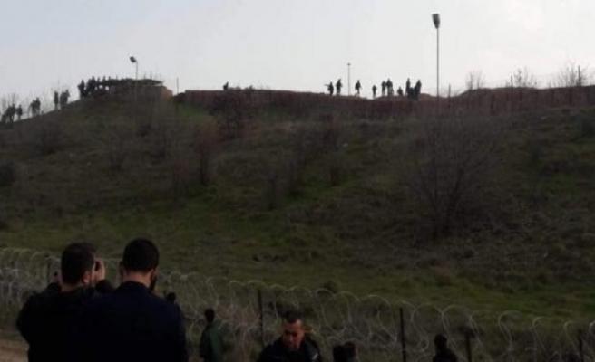 Irak'ın kuzeyinde üs bölgesine saldırı