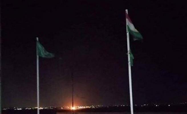 Irak kontrolündeki Kerkük'te IKBY bayrak kışkırtması devam ediyor