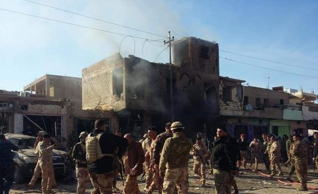 Irak'ta bombalı saldırı: 1 ölü, 16 yaralı