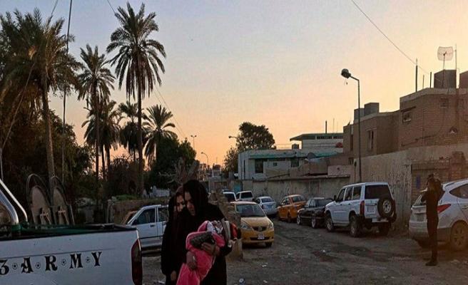 Irak'ta kadın sığınmaevindeki yangın kasıtlı çıkarıldı
