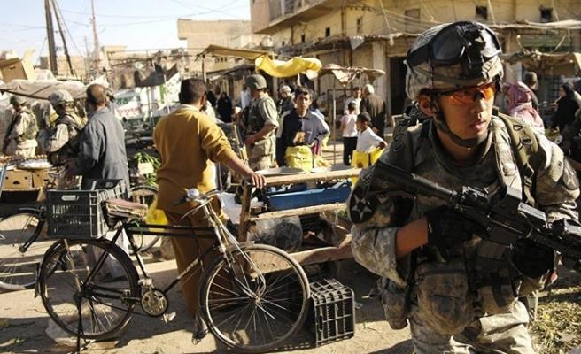 Irak'taki ABD askerlerine siyasi partilerden tepki