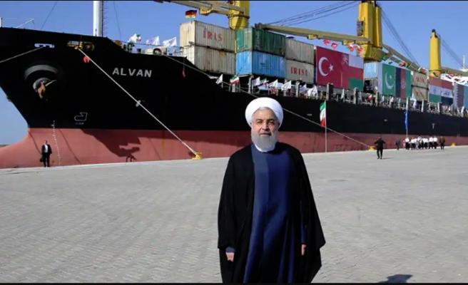 İran'ı Orta Asya'ya bağlayacak limanda kısmi devir
