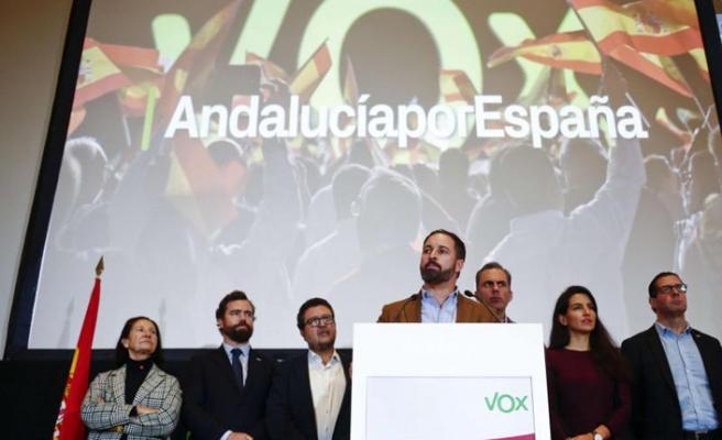 İran Ulusal Direniş Konseyi'nden İspanya'daki aşırı sağcı Vox partisine yardım