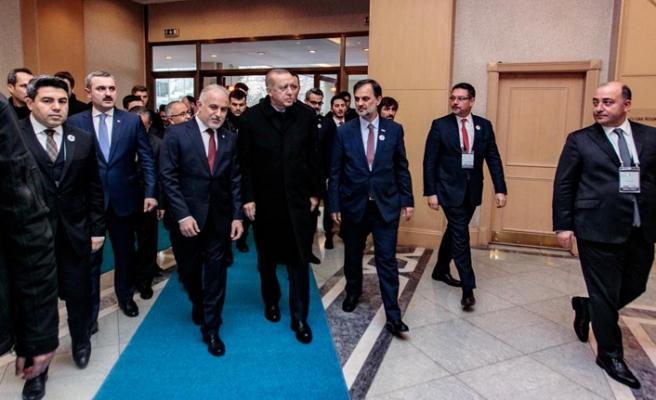 İslam İşbirliği Teşkilatı ve Kızılay toplantısı başladı
