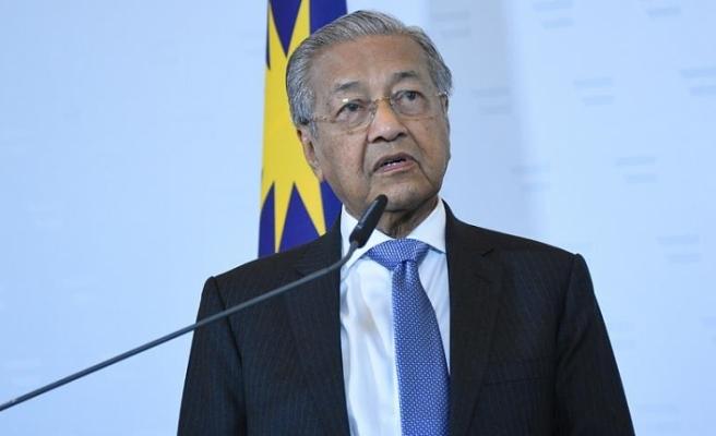 Malezya Başbakanı Muhammed: İsrail kınanmayı hak eden suçlu bir devlettir