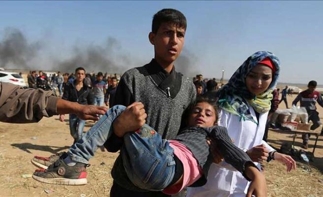 İsrail'in zulüm karnesi Filistin Bülteni'nde