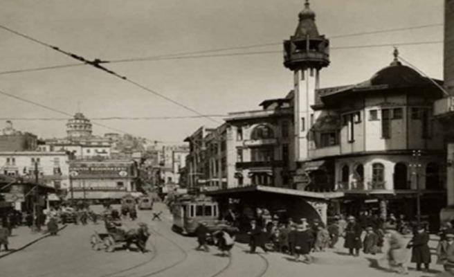 İstanbul'da kaybolan 4 cami