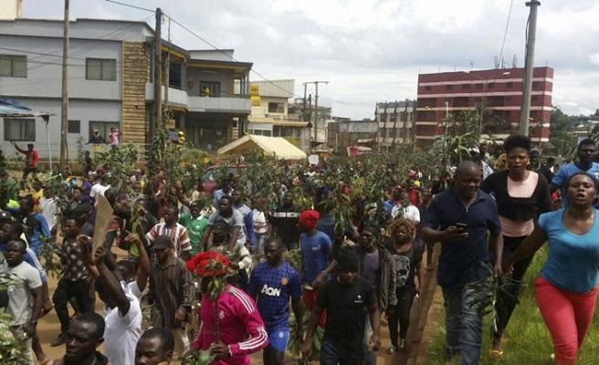 Kamerun'da Anglofon ayrılıkçılara operasyon