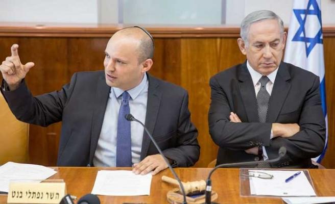 Katar fonlarına Netanyahu darbesi