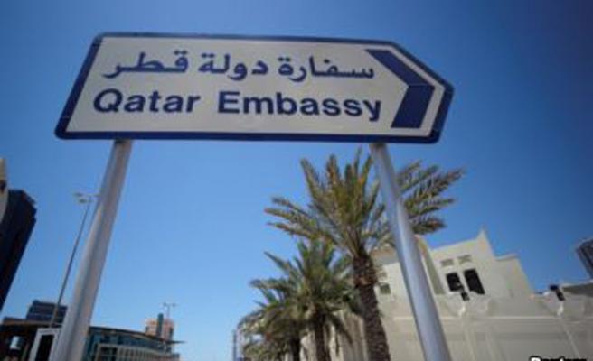 Katar Şam Büyükelçiliğini yeniden açmayacak