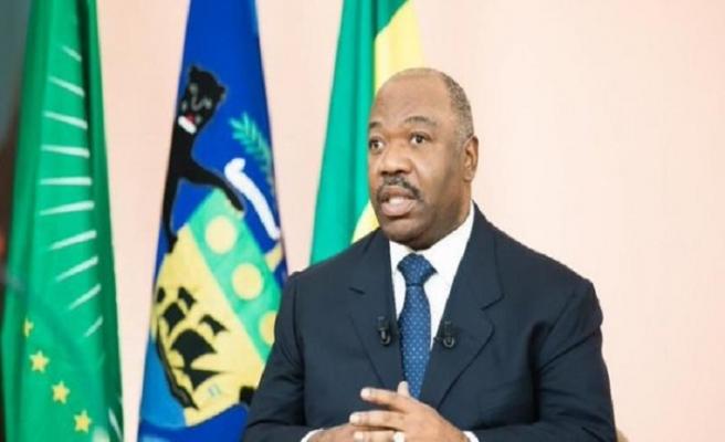 Kayıp Gabon Cumhurbaşkanı aylar sonra kameralar karşısına geçti