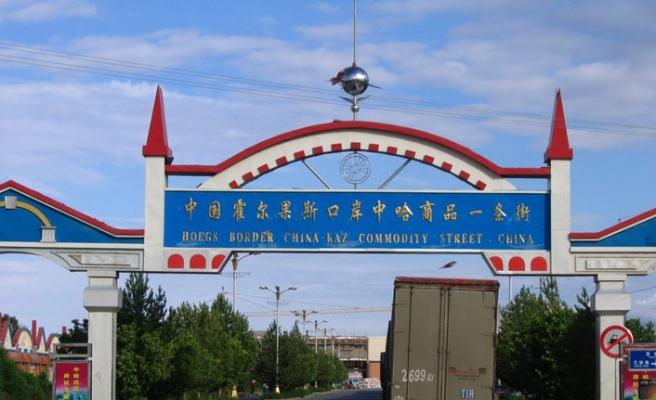 Kazak-Çin sınırı geçici olarak 2 Şubat'ta kapanacak