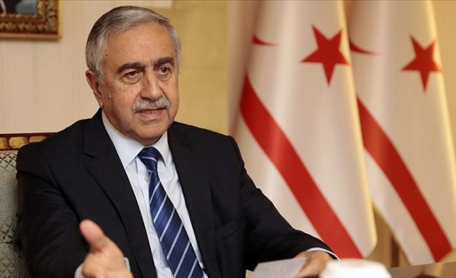 Akıncı: Kıbrıs'ta statükonun devamını değil, çözüm istiyoruz