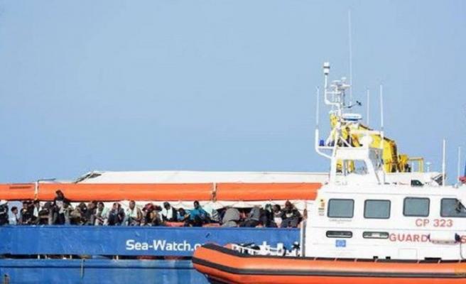 Kızılhaç 47 göçmeni paylaşamayan Avrupa'yı kınadı
