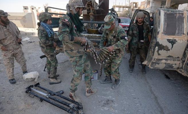 Koalisyonun Deyrizor'a saldırısında 8 sivil öldü