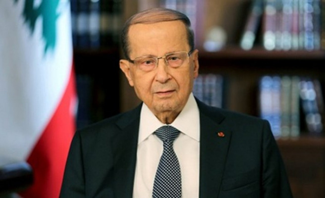 Lübnan cumhurbaşkanı: İç soğuk savaşı bitirin