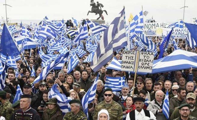 Makedonya etrafında kopan fırtına ne getirir