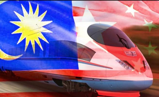 Malezya Çin'in demiryolu projesini iptal etti
