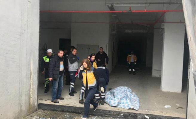 Malkara otogarında kazan dairesi patladı: 2 ölü