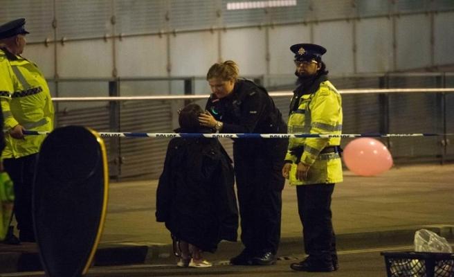 Manchester saldırısında şüpheli soruşturma