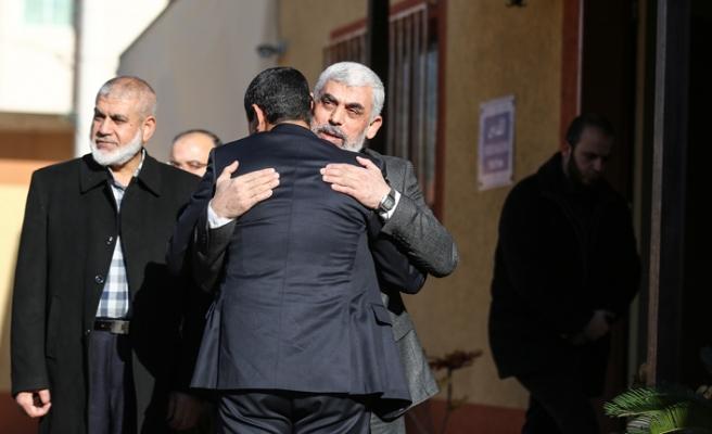 Mısır heyeti Hamas'la görüşmek üzere Gazze'de