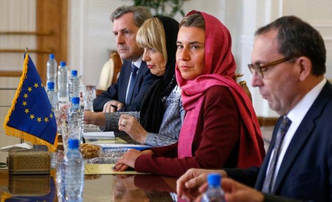 Mogherini: ABD, Avrupa'nın İran'la ilişkilerine karar veremiyor