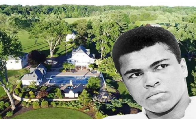 Muhammed Ali'nin evi satıldı