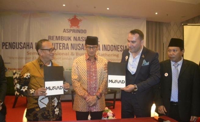 MÜSİAD Endonezya'da şube açacak