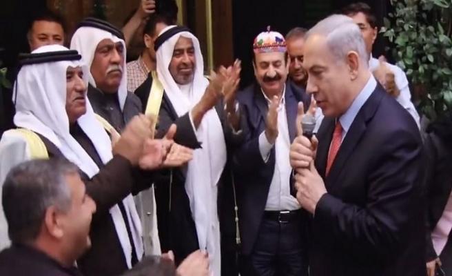 Netanyahu resmen itiraf etti