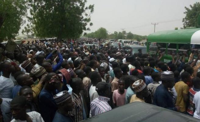 Nijerya'daki Boko Haram saldırıları on binlerce kişiyi yerinden etti