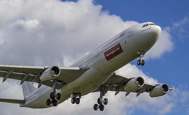 Norveç uçağı ABD yaptırımları nedeniyle İran'da mahsur kaldı
