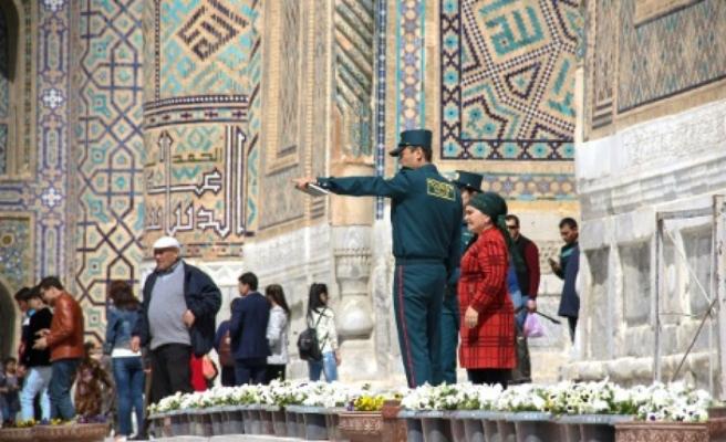 Özbekistan'da