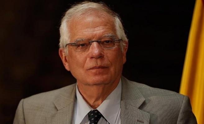 Borrell: Paris'te bir İspanyol turist hayatını kaybetti'