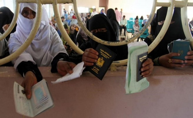 Refah kapısı Hamas'ın yönetimine geçti