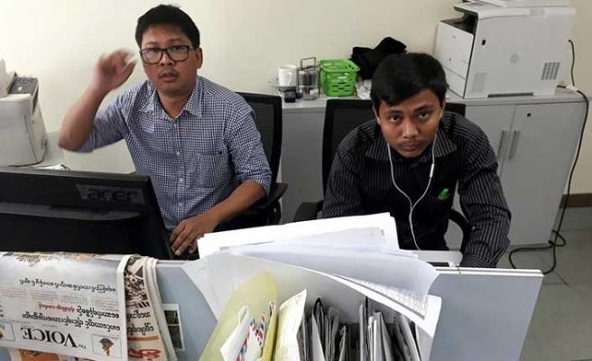 Reuters muhabirlerinin itirazları reddedildi