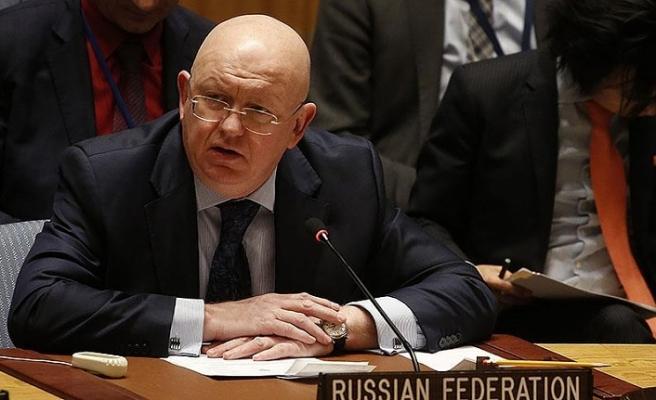 Rusya'dan ABD'ye 'Venezuela'da darbe' suçlaması