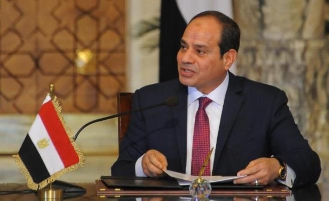 Sisi'nin CBS kanalındaki açıklamalarına tepki yağdı