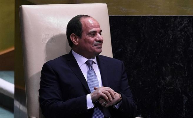 Sisi önce itiraf etti ardından röportajı iptal etti