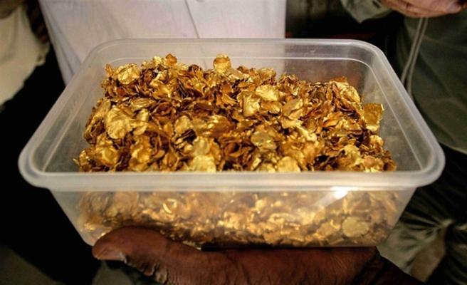 Sudan'da 7 ton altın maden rezervi bulundu