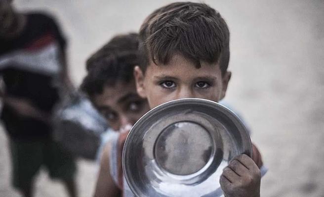 Suriye'den kaçan Filistinli mülteciler Gazze'de de zor şartlar altında yaşıyor