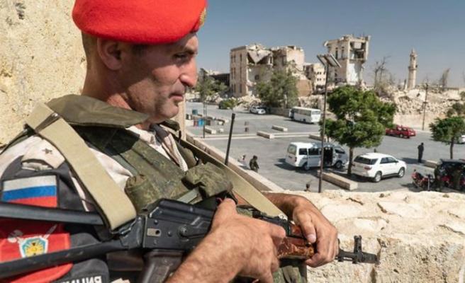 Suriye'de Rus ve İran destekli güçler arasında çatışma