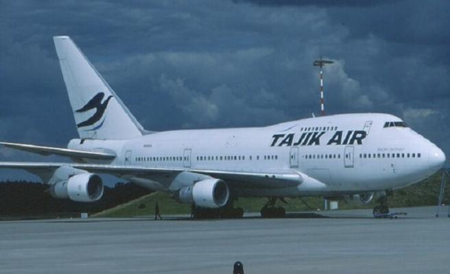 Tacik Air uçuşları durdurdu