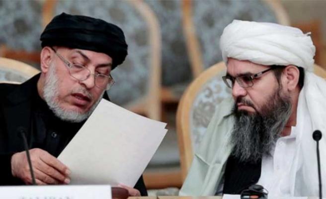 Taliban: ABD çekilirse diğer konuları konuşuruz