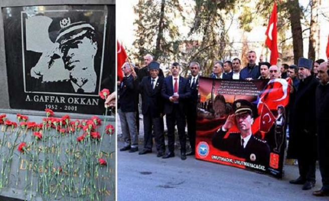 TARİHTE BUGÜN: Diyarbakır Emniyet Müdürü Gaffar Okkan şehit edildi