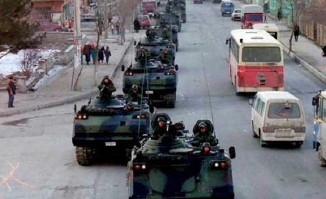 Tarihte bugün (30 Ocak): Sincan'da tanklar yürüdü
